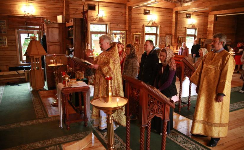 Присоединение к Православию 10 июня 2018 года