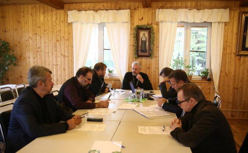 3-е заседание епархиальной Комиссии по церковной реабилитации лиц, отпавших от Православия