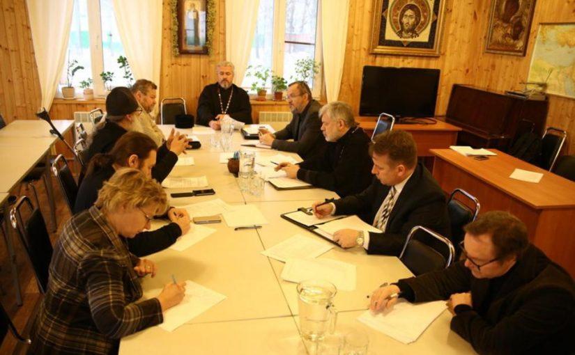 4-е заседание епархиальной Комиссии по церковной реабилитации лиц, отпавших от Православия