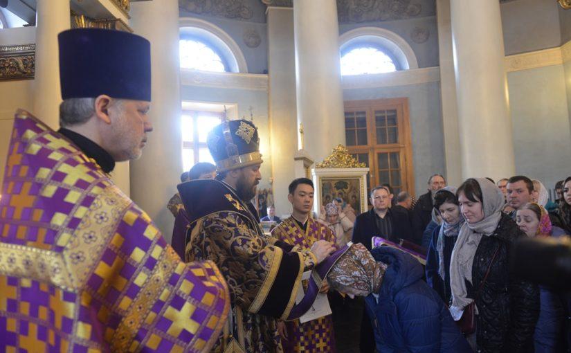 Присоединение к Православию в храме Иконы Божией матери «Всех скорбящих радость» на Большой  Ордынке