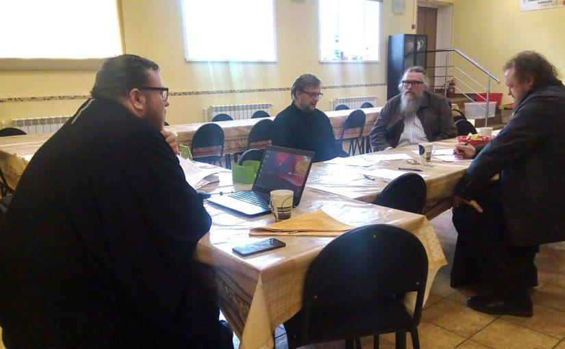 Совещание по вопросам церковной реабилитации в викариатстве Новых территорий