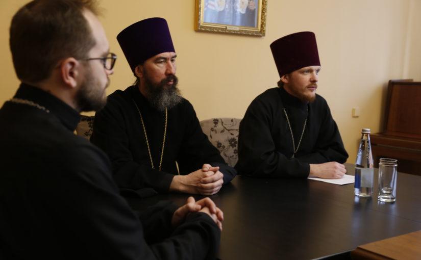 В Северо-Восточном викариатстве прошли семинары, посвященные вопросам церковной реабилитации лиц, отпавших от Православия