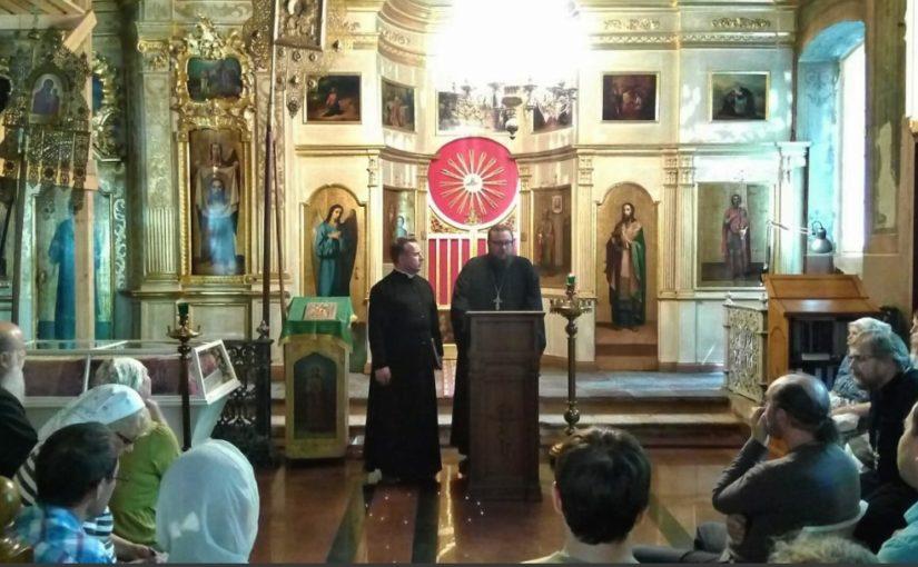 Профилактика отпадения от Церкви: семинар в Воронове