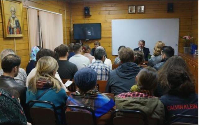 Профилактический семинар, посвященный деятельности сект на территории Андреевского благочиния Юго-Западного викариатства