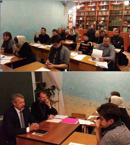Профилактический семинар в Центральном викариатстве