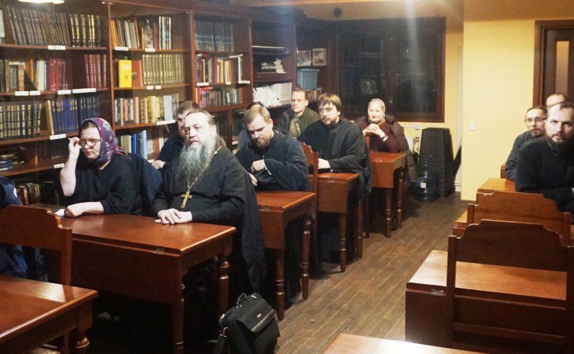 Профилактика отпадения от Православия в Северо-Восточном викариатстве