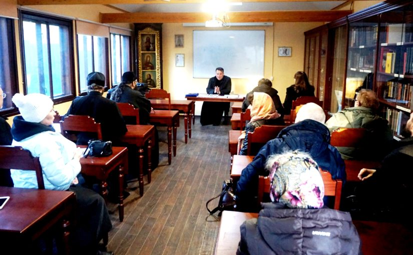 Профилактический семинар в Северо-Восточном викариатстве