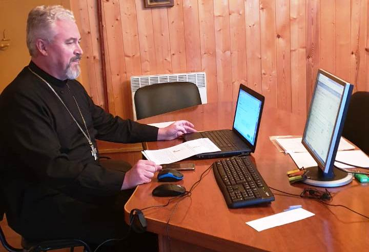 Семинар для сотрудников Московской епархии