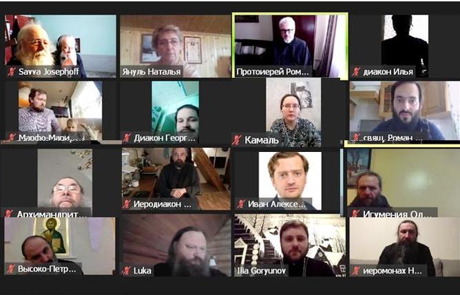 Лекция для сотрудников Московской епархии и ставропигиальных монастырей