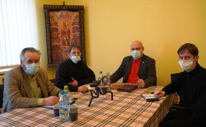 Семинар для ответственных за церковную реабилитацию в Центральном викариатстве