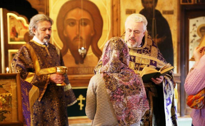 Присоединение к Православию