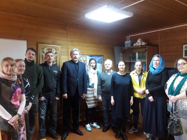 Профилактика отпадения от Православия в Юго-Западном викариатстве