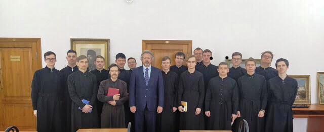 Духовно-просветительская поездка А.И.Солодкова