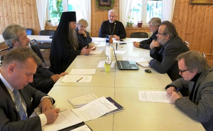Заседание Епархиальной комиссии