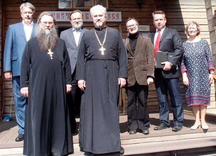 Заседание епархиальной Комиссии по церковной реабилитации лиц, отпавших от Православия